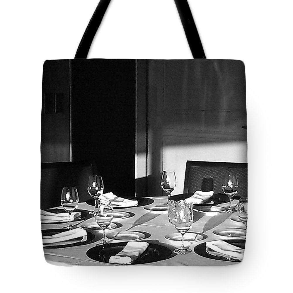 Sunset Tote Bag featuring the photograph Sunset by Michael Tokarski
