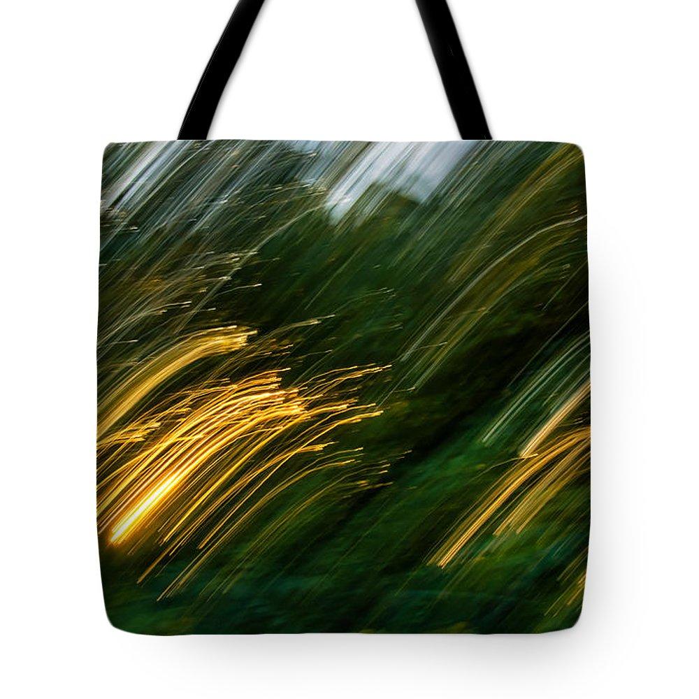 Steve Harrington Tote Bag featuring the photograph Sunset Swipe by Steve Harrington