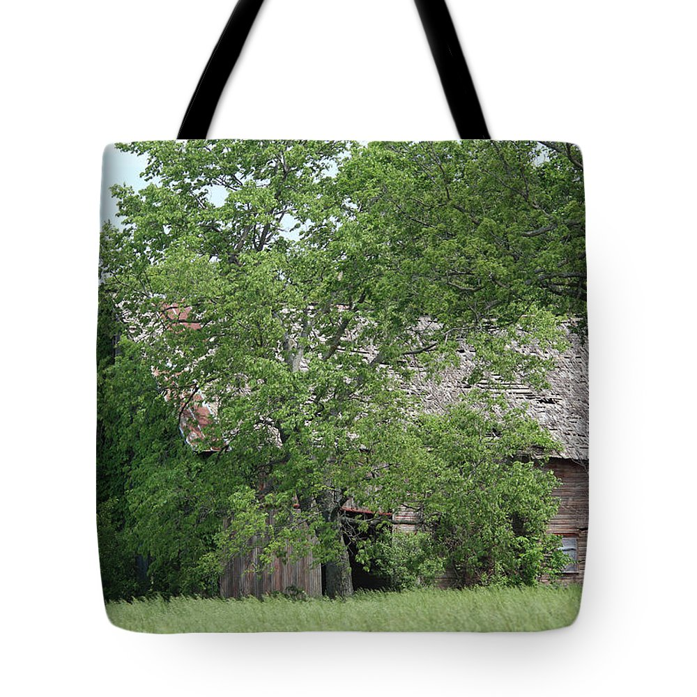 Summer Tote Bag featuring the photograph Surrounded By Summer by Lynn Sprowl