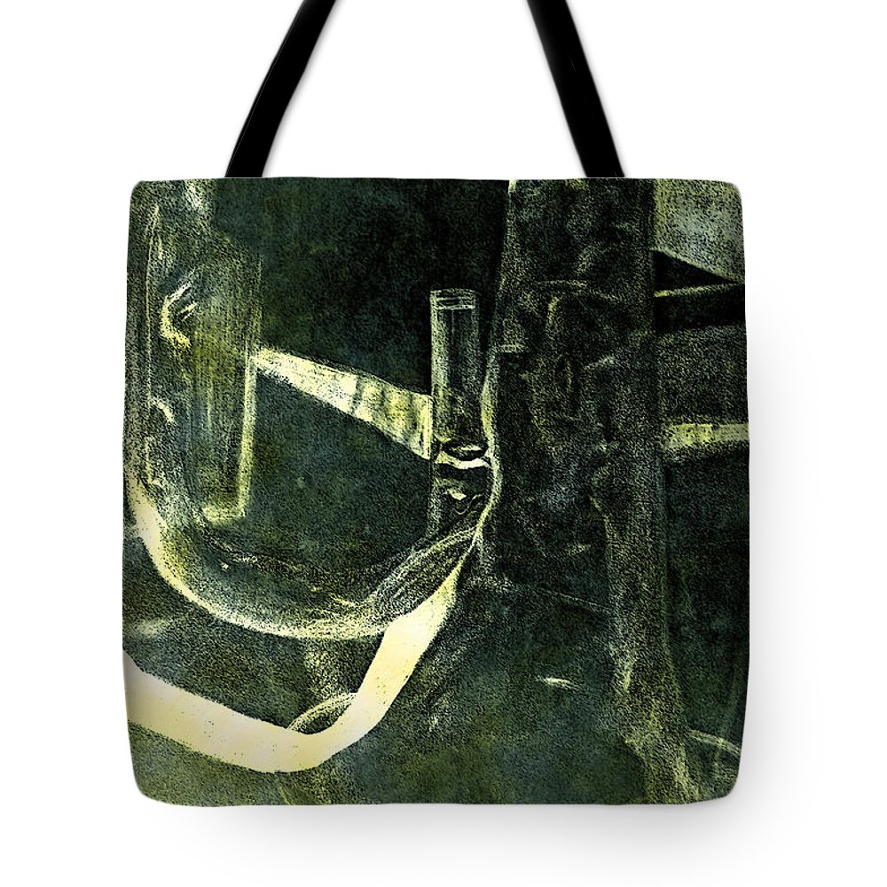 First Star Art Tote Bag featuring the drawing Survival By Jrr by First Star Art
