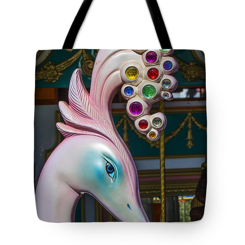 Swan Tote Bag featuring the photograph Swan Carrsoul Ride by Garry Gay