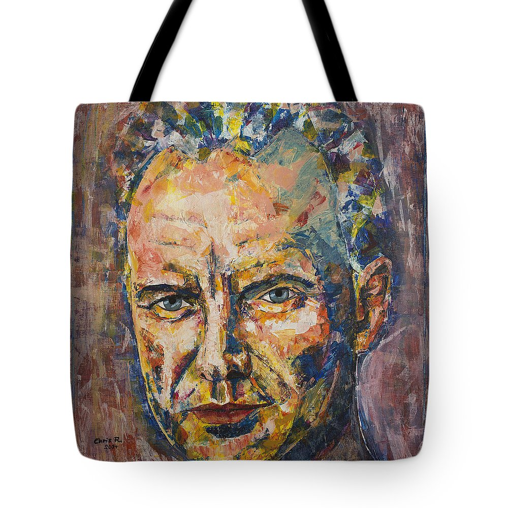 Sting Tote Bag featuring the painting Sweet Intoxication Of Love by Christel Roelandt
