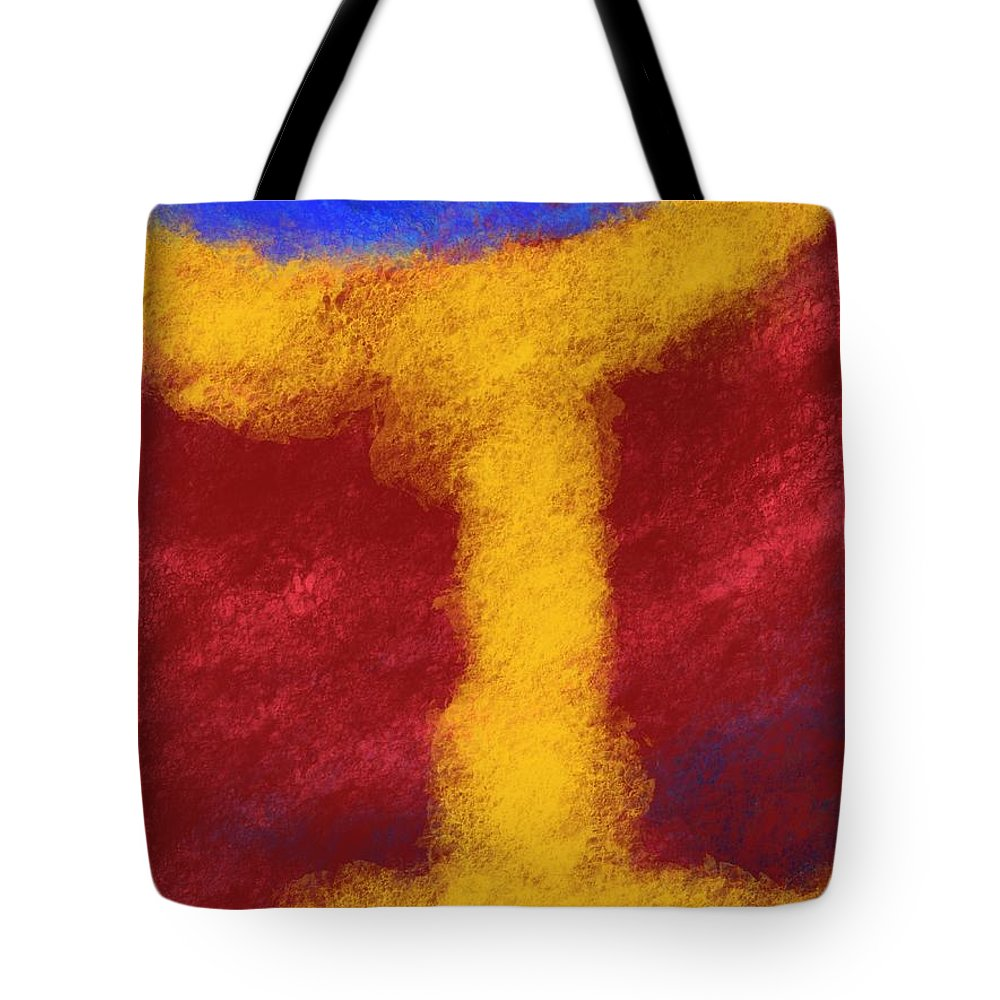 Mystery Tote Bag featuring the painting Take A Sip by Bill Minkowitz