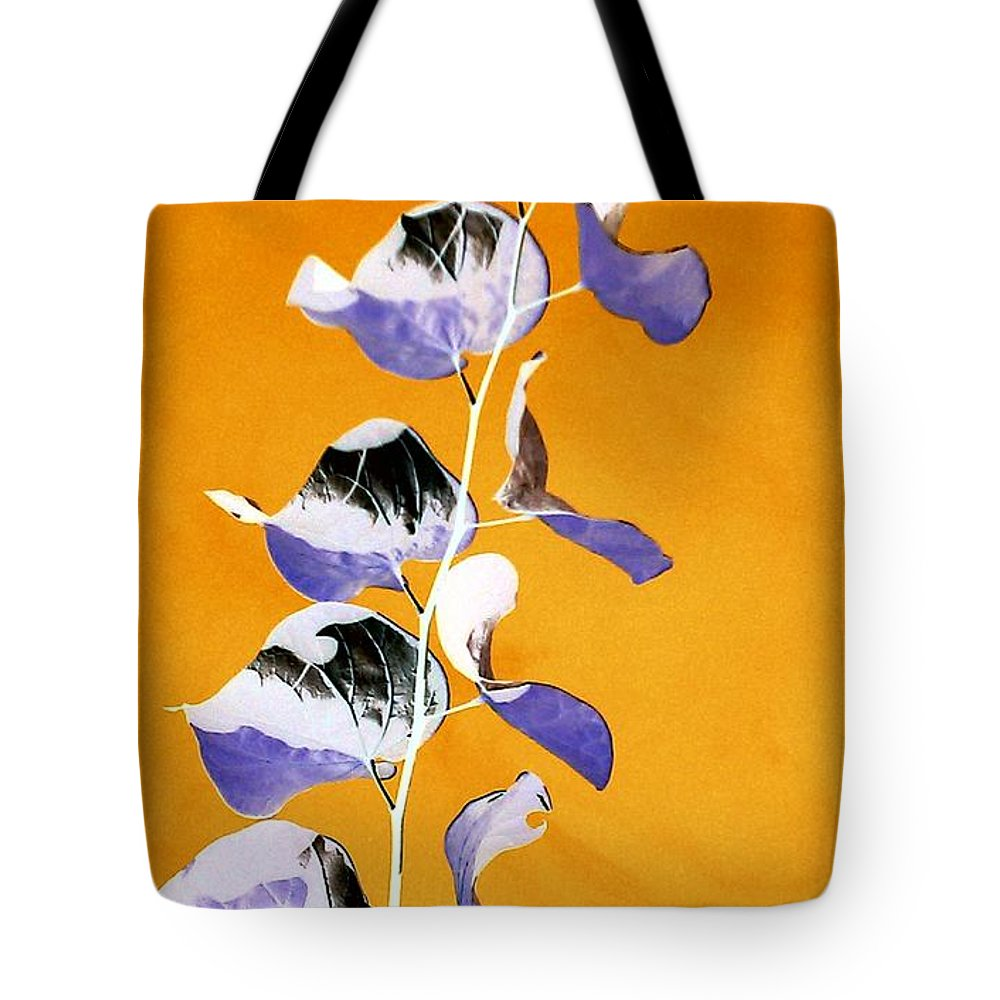 Tangerine Tote Bag featuring the photograph Tangerine Sky by Jacqueline McReynolds