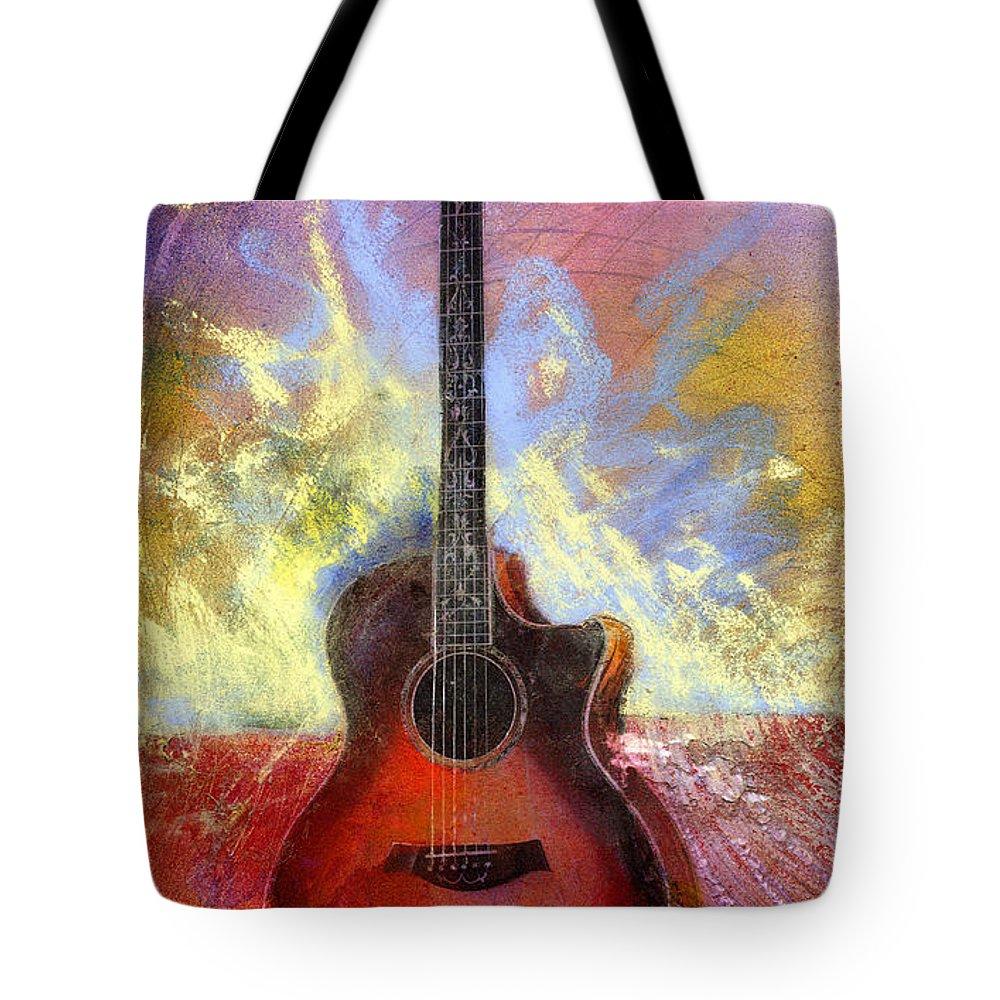 Taylor Guitars Tote Bags Fine Art America Guitar Wiring Diagram