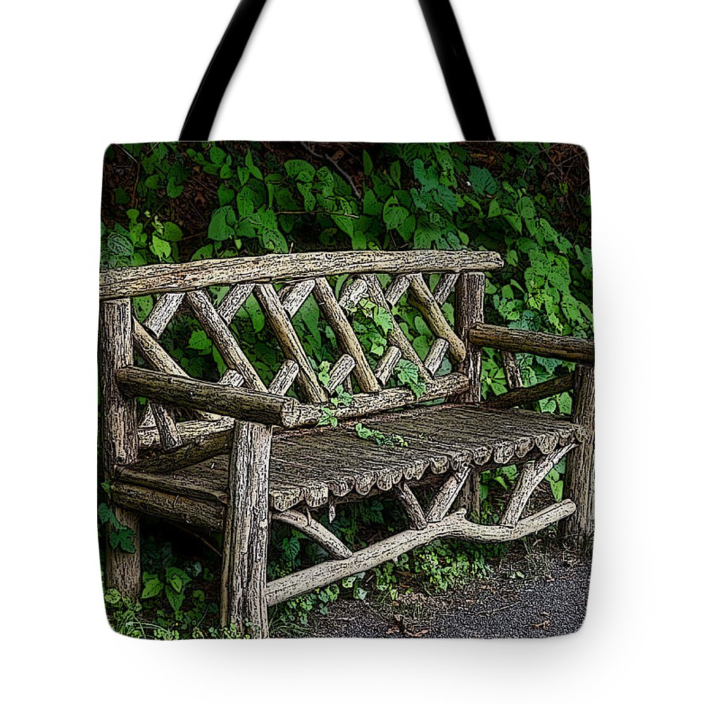 Nature Tote Bag featuring the photograph Tea Time by Debbie Summers