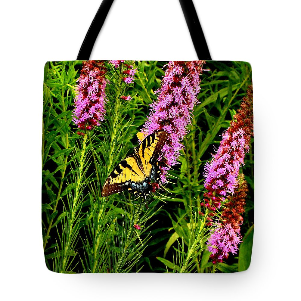 Fine Art Tote Bag featuring the photograph Technicolor by Rodney Lee Williams