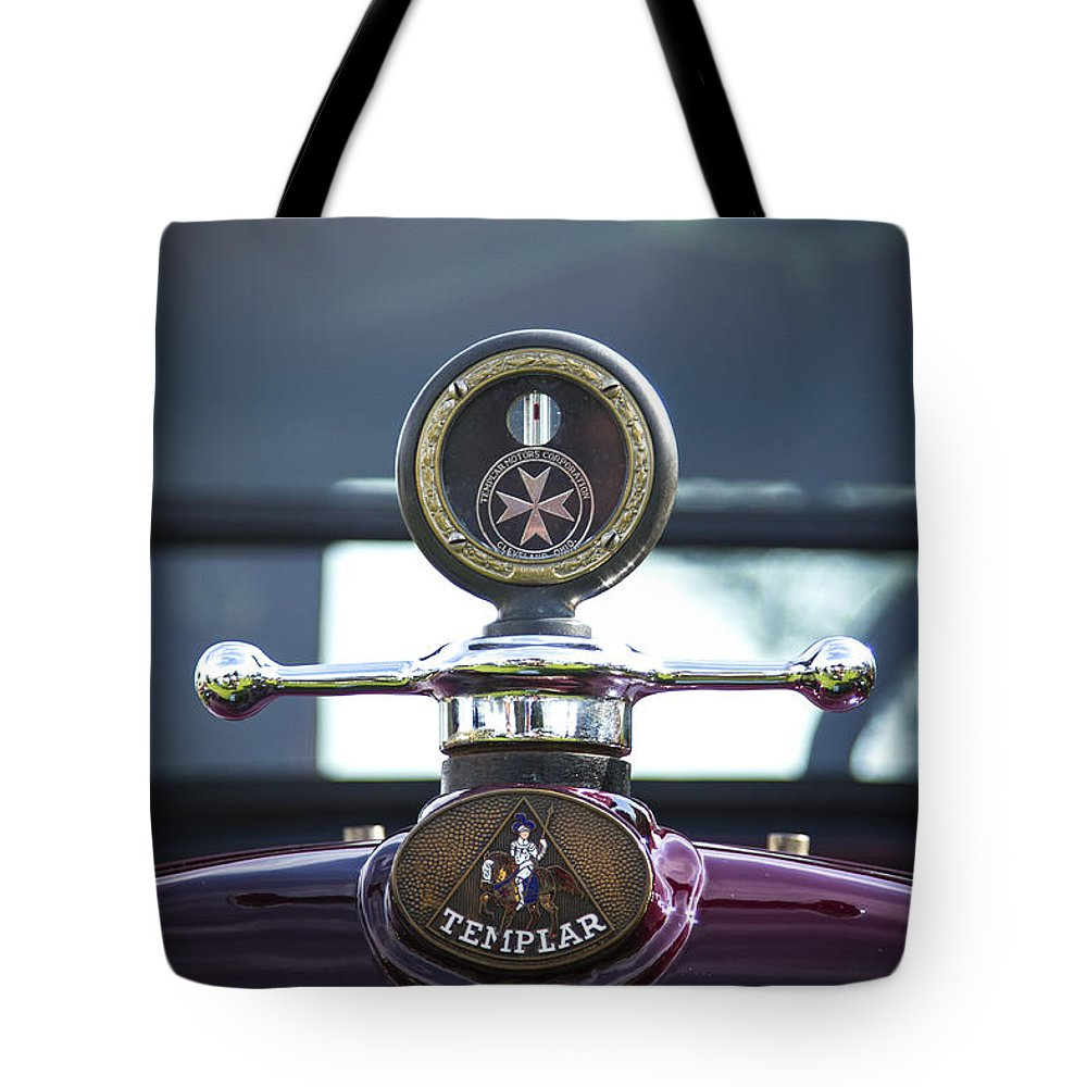 Glenmoor Tote Bag featuring the photograph Templar by Jack R Perry