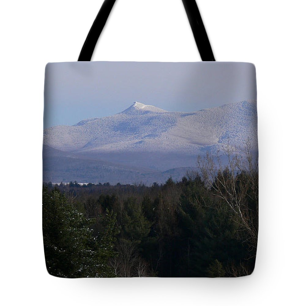 Vermont Tote Bag featuring the photograph Textured Shadows by Natalie LaRocque