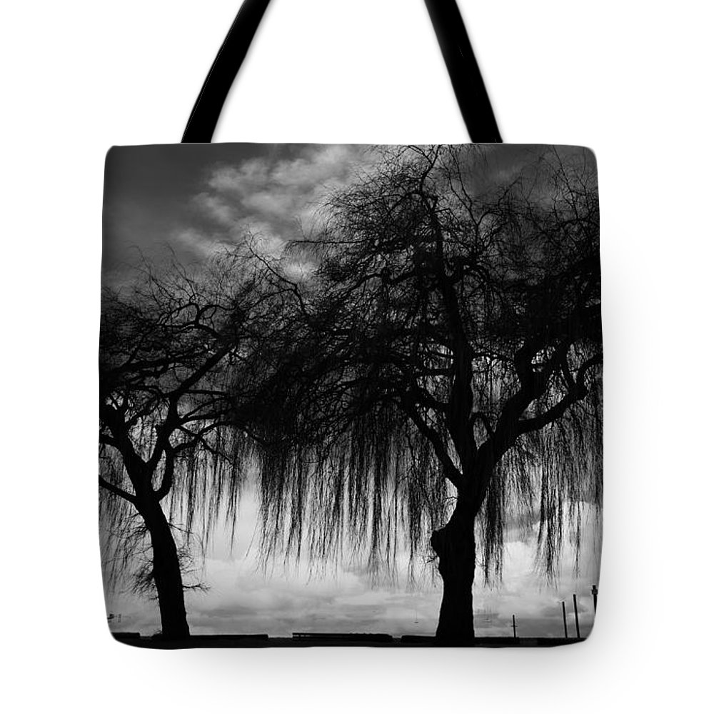 V Tote Bag featuring the photograph The Afternoon by The Artist Project