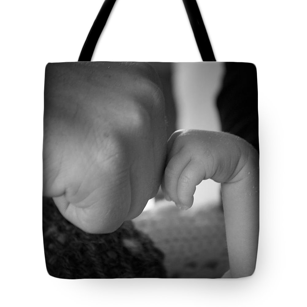Bambino Tote Bag featuring the photograph The Bambino Bump by Thomas Woolworth