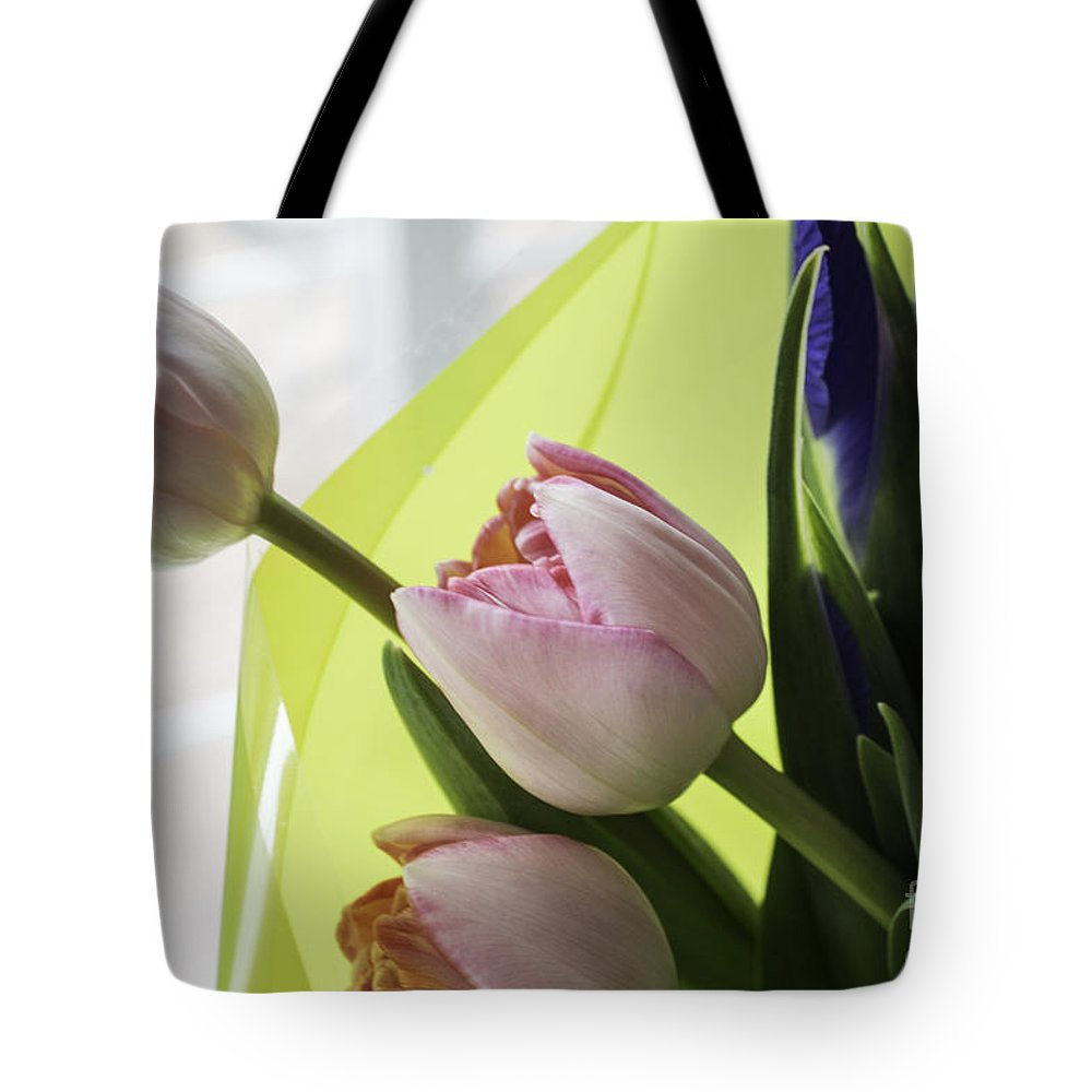Flowers. Flower. Floral. Garden Tote Bag featuring the photograph The Bouquet by Arlene Carmel