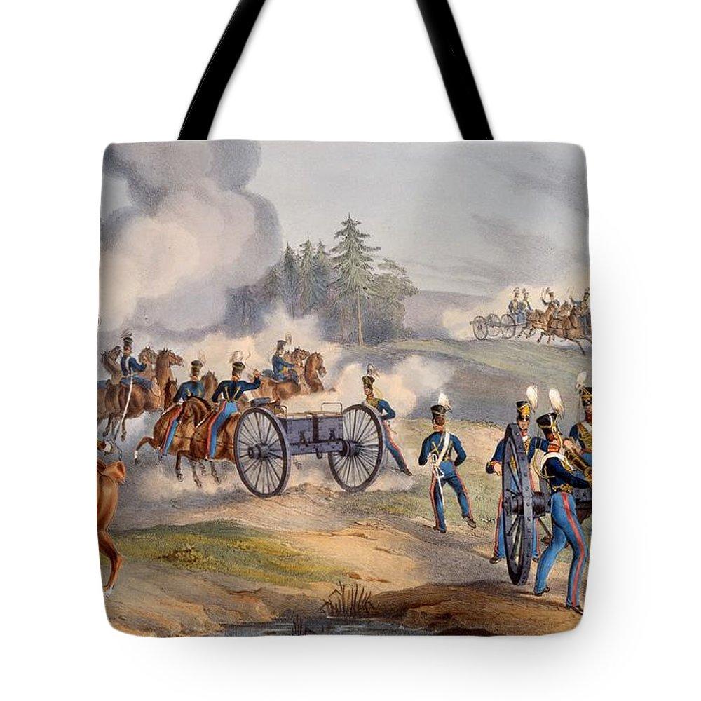 Prepare Drawings Tote Bags