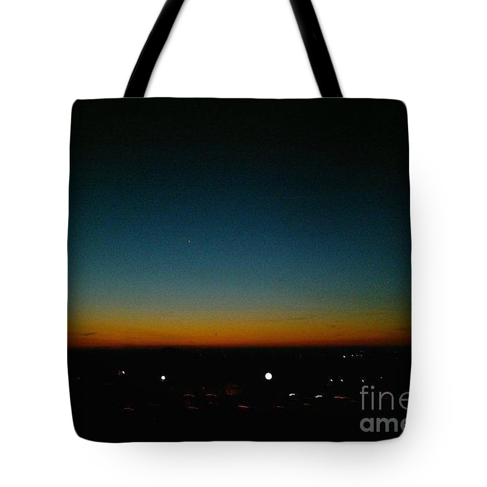 Tote Bag featuring the photograph The Dome Effect by Kelly Awad