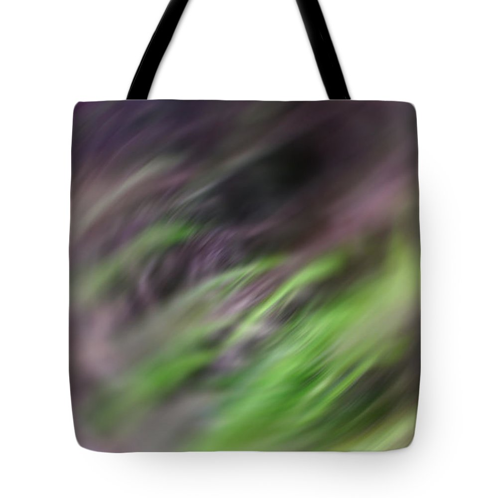 Blurry Tote Bag featuring the photograph The Dream by Connie Fox