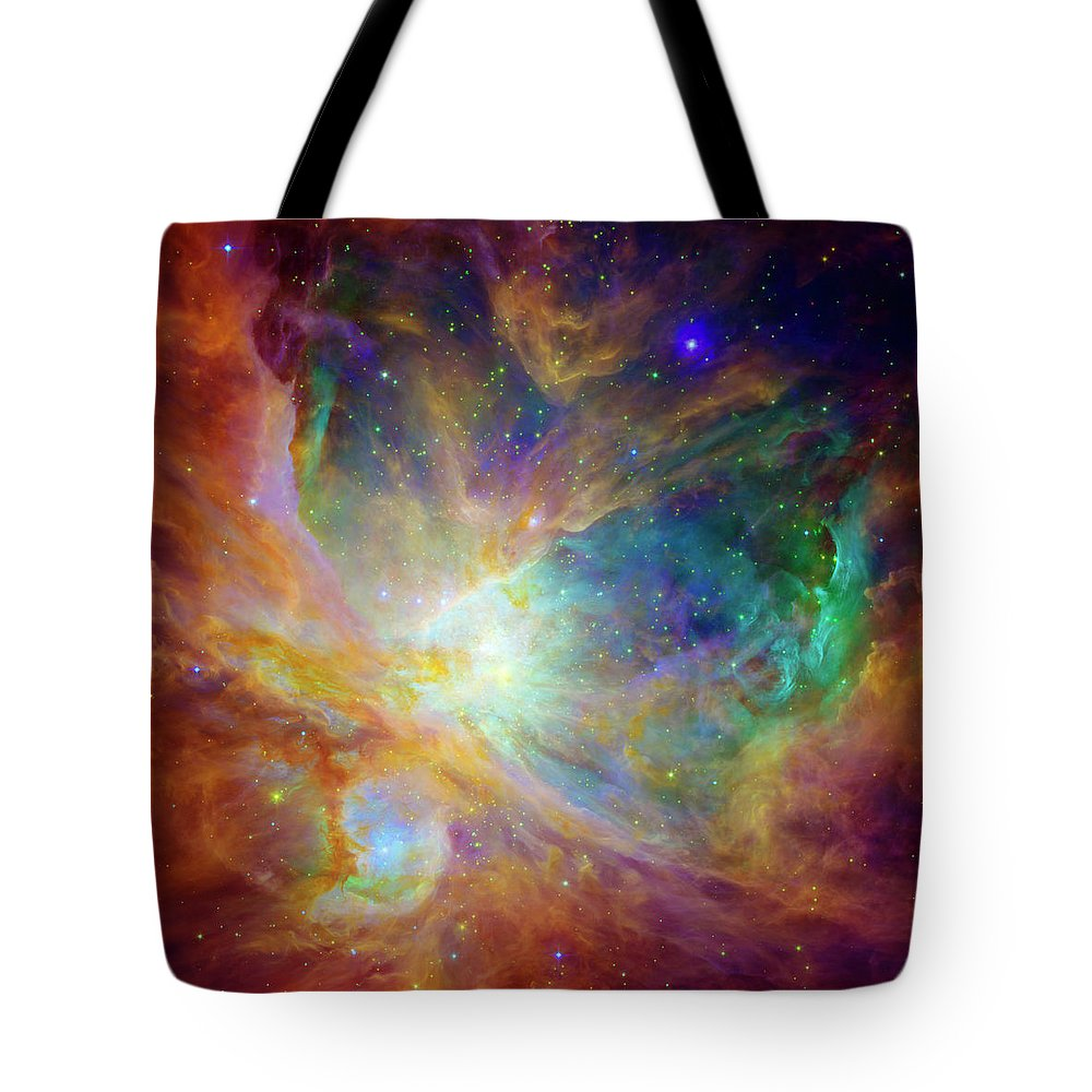 Universe Tote Bag featuring the photograph The Hatchery by Jennifer Rondinelli Reilly - Fine Art Photography