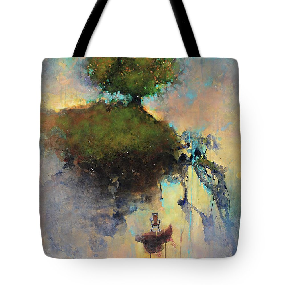 Louvre Tote Bags