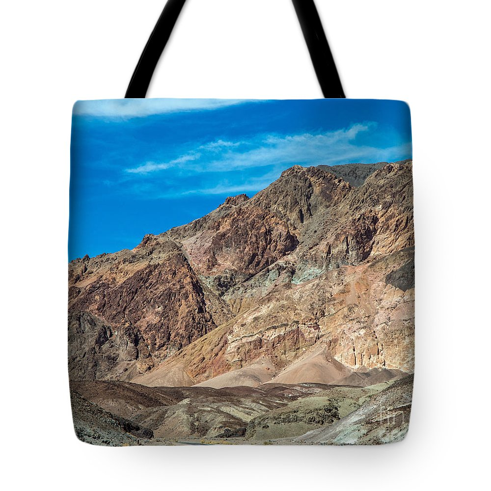Colors Tote Bag featuring the photograph The Hues by Stephen Whalen