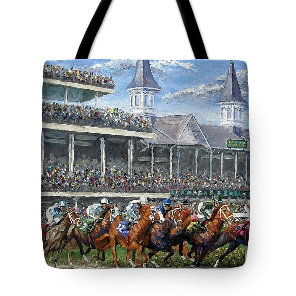 Derby Tote Bags