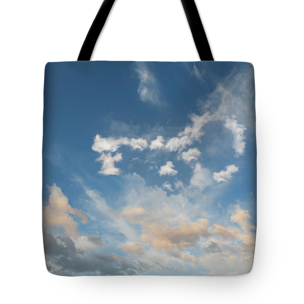 California Tote Bag featuring the photograph The Key To Cloud Computing by John Lund