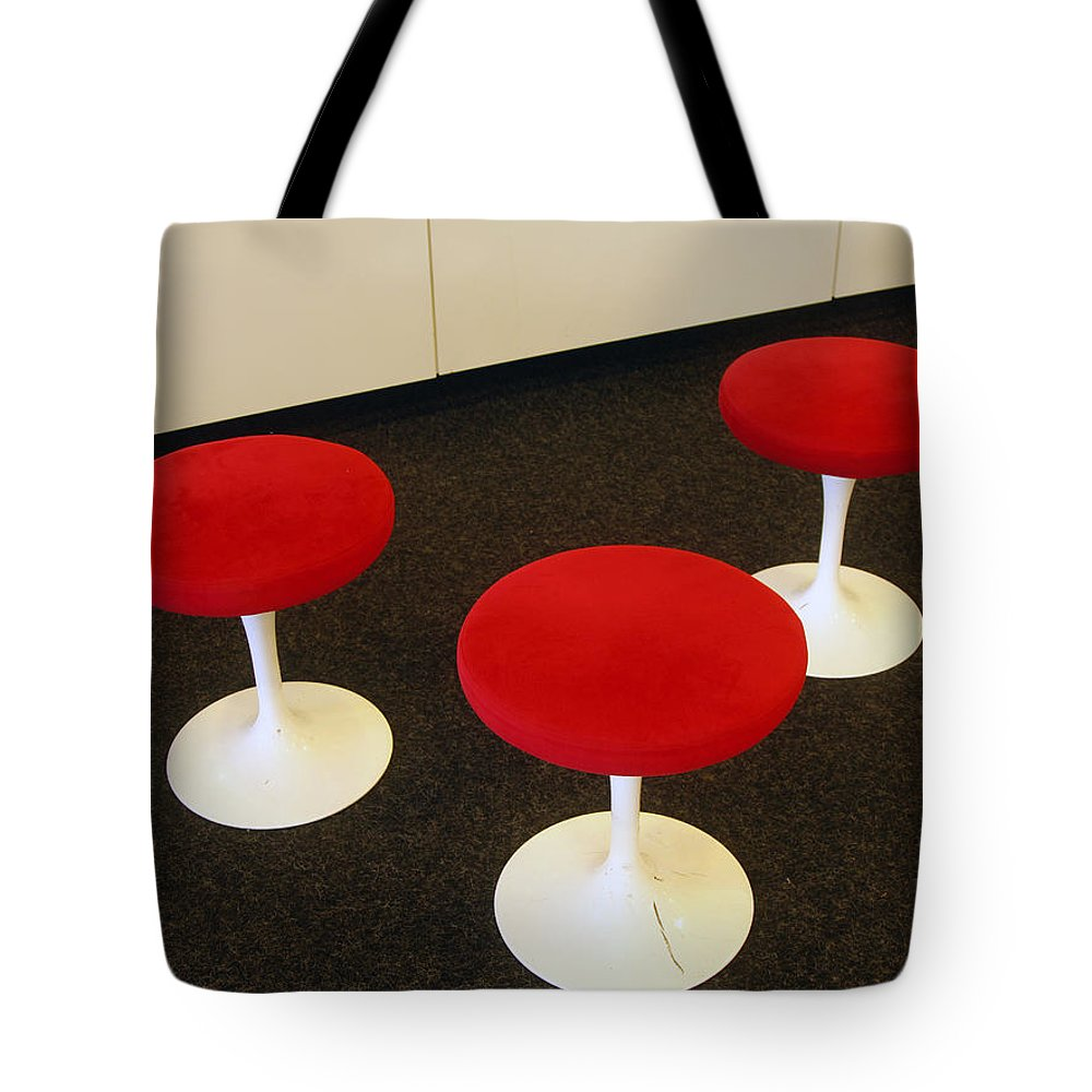Color Tote Bag featuring the photograph The Lobby by Rick Locke