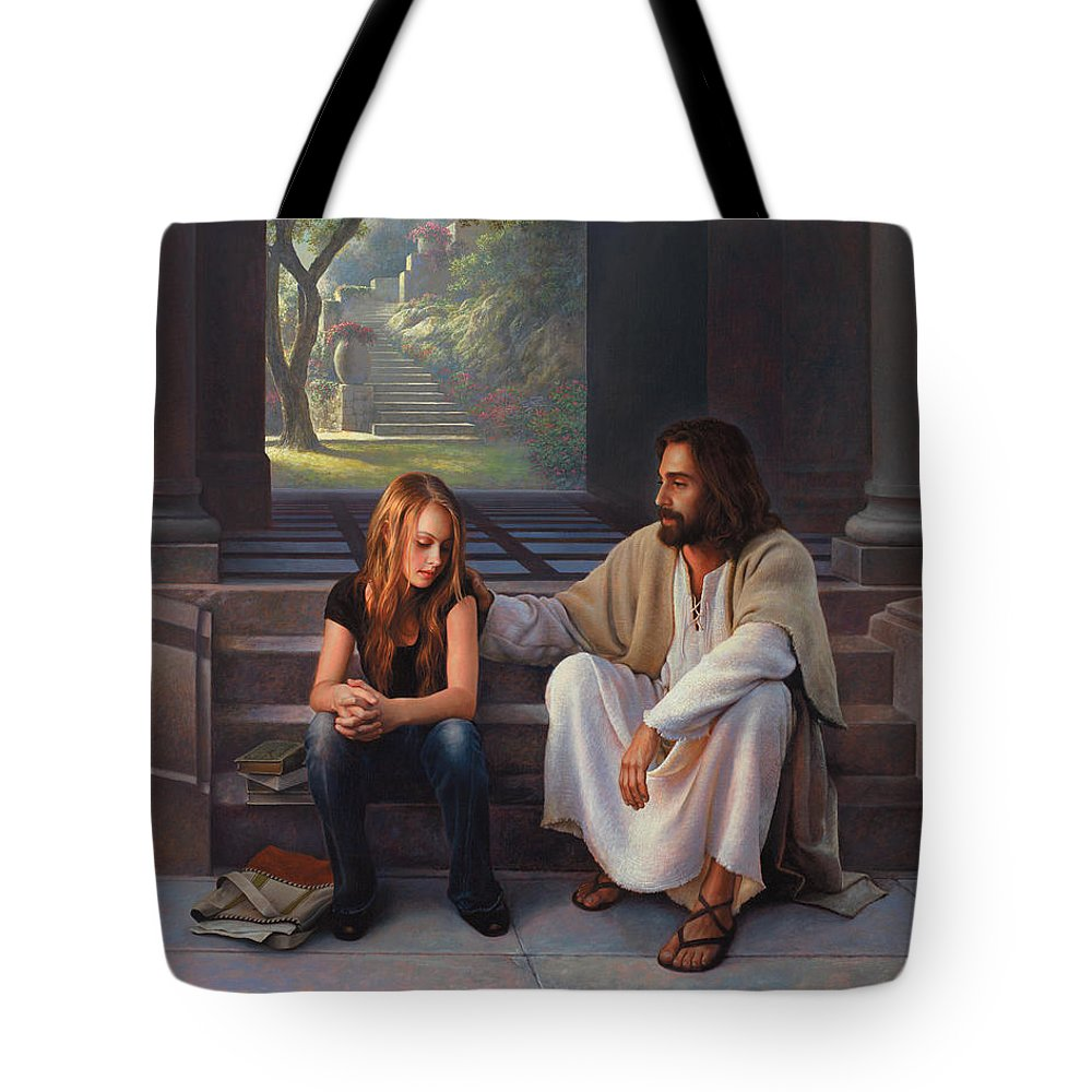 Christianity Tote Bags