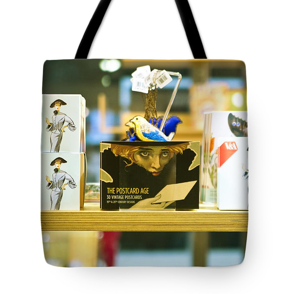 Message Tote Bag featuring the photograph The Messenger by Alex Art and Photo