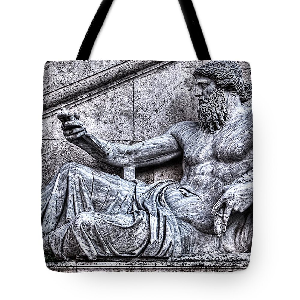 Nile Tote Bag featuring the photograph The Nile by Weston Westmoreland