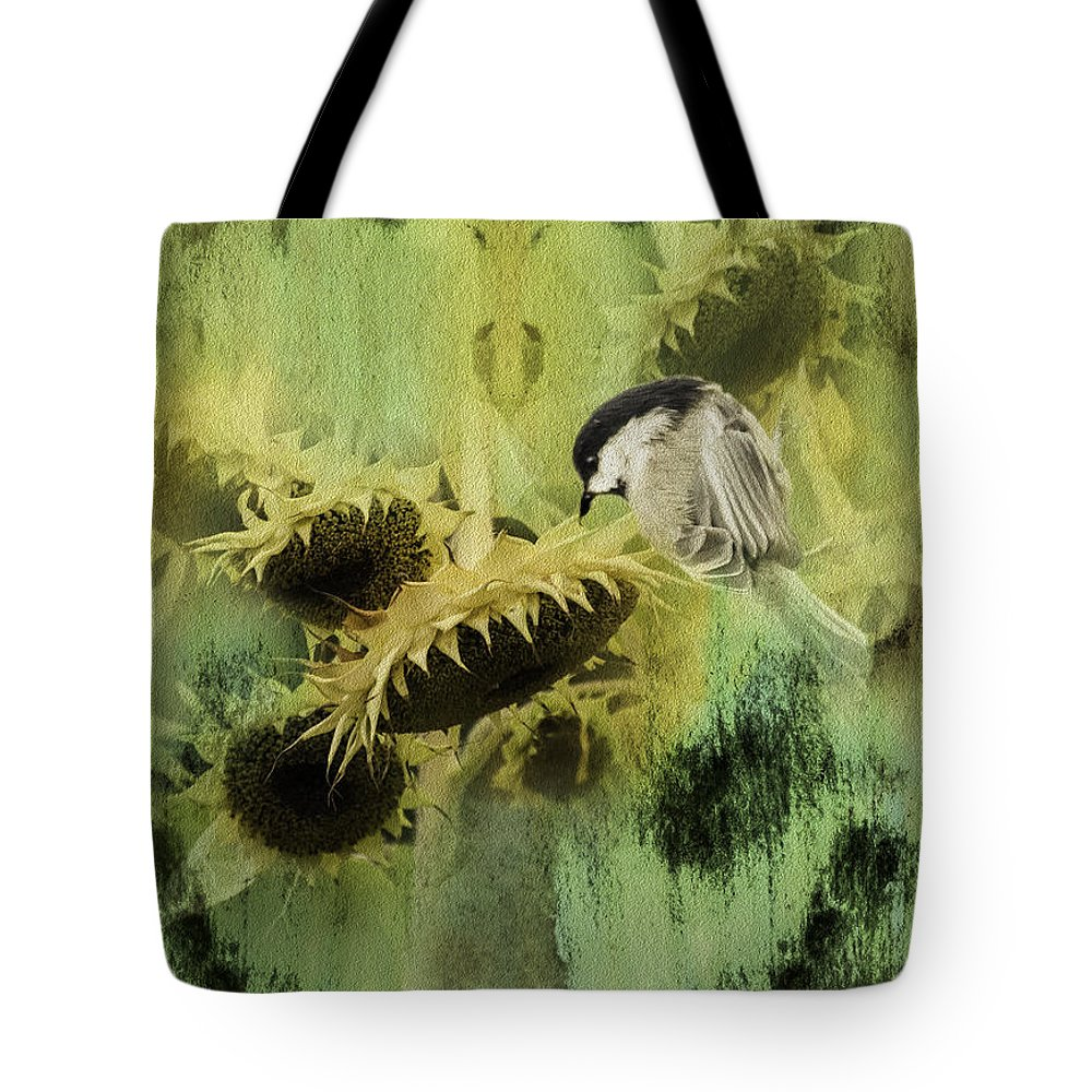 The Reach Tote Bag featuring the photograph The Reach by Diane Schuster