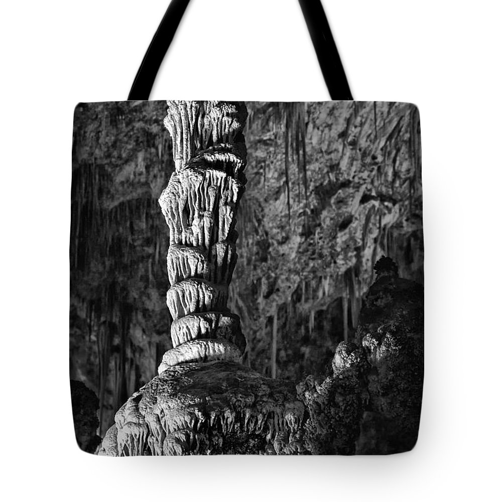 Ancient Tote Bag featuring the photograph The Reason Kids Are Afraid Of The Dark by Melany Sarafis