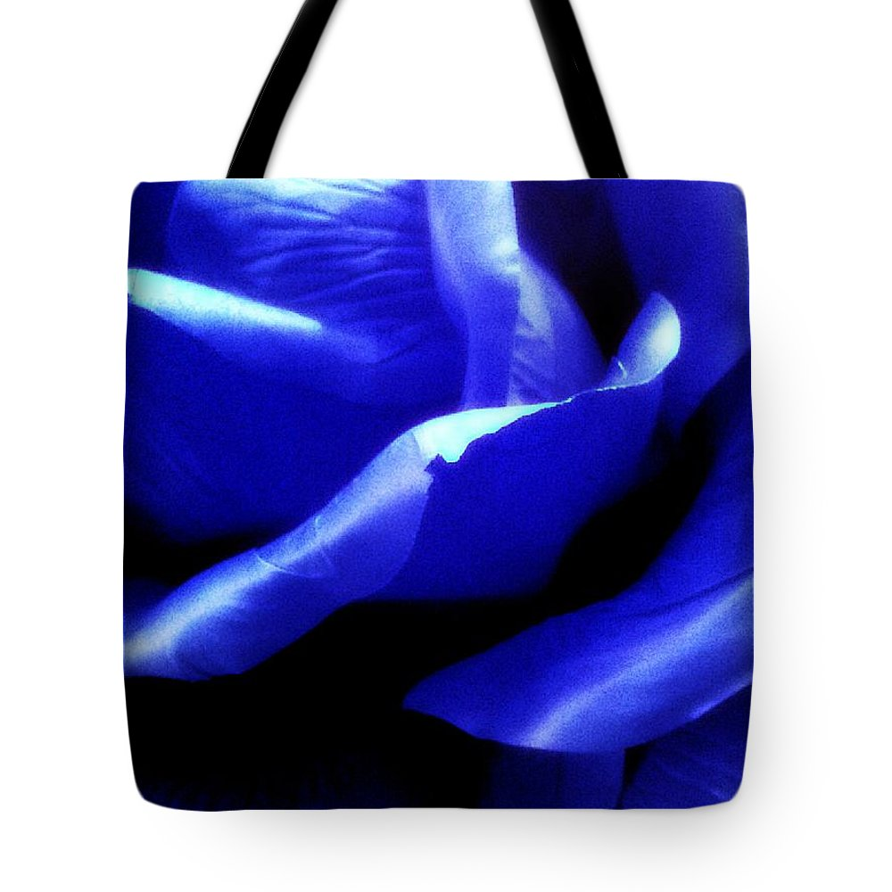 Flower Tote Bag featuring the photograph The Rose 6 by Lady Ex