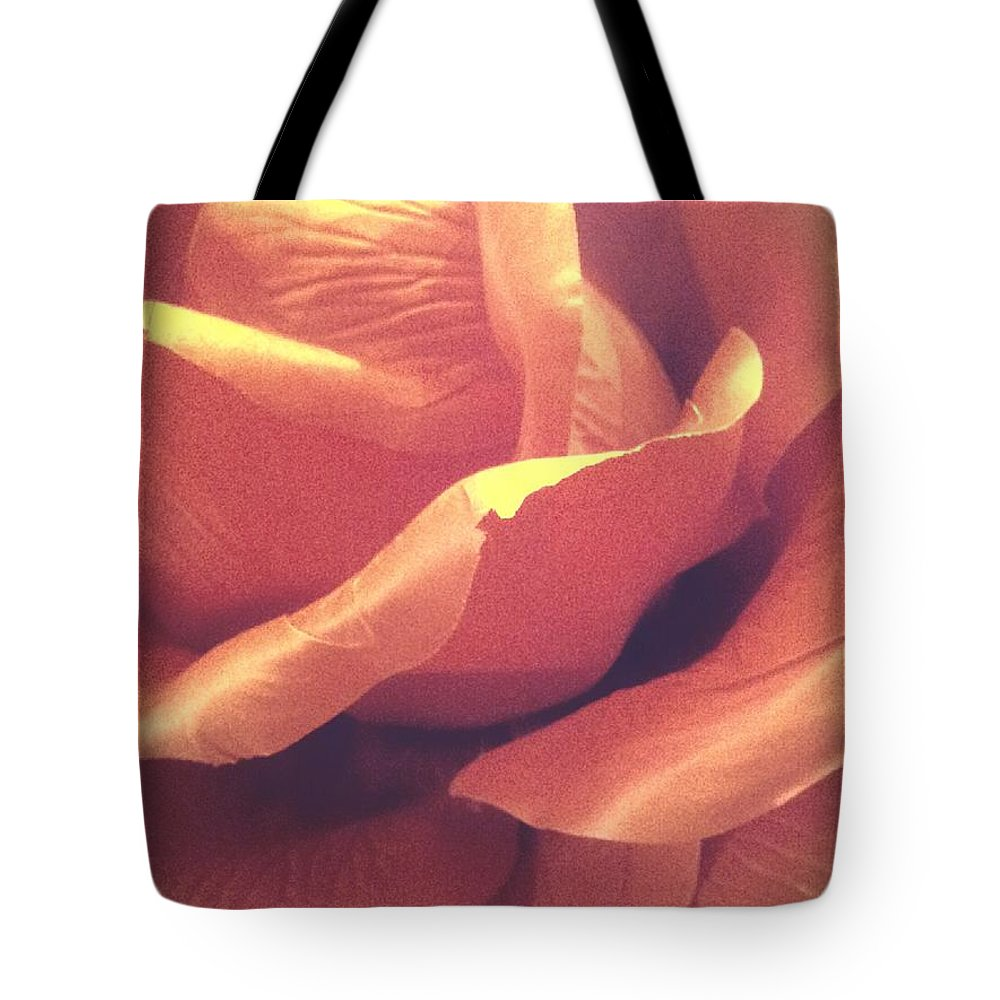Rose Tote Bag featuring the photograph The Rose 7 by Lady Ex