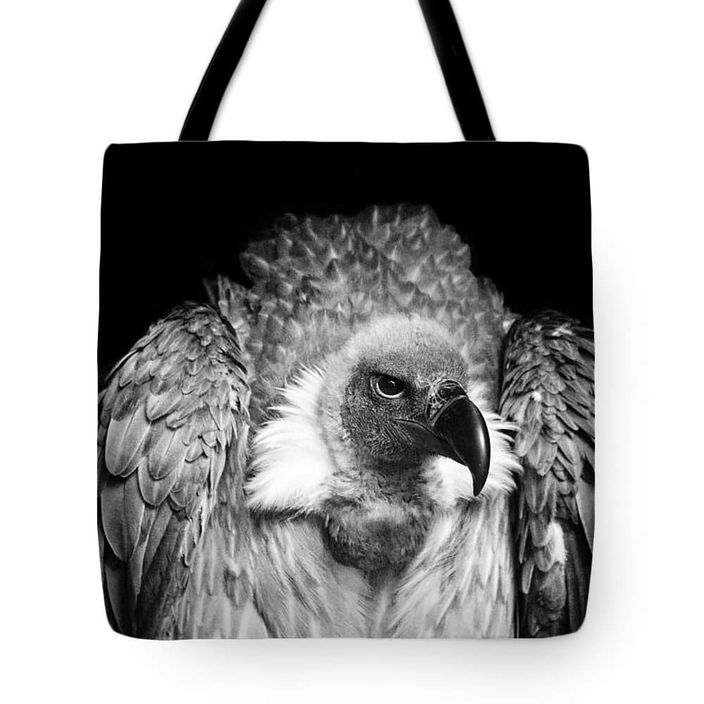 Vulture Tote Bags