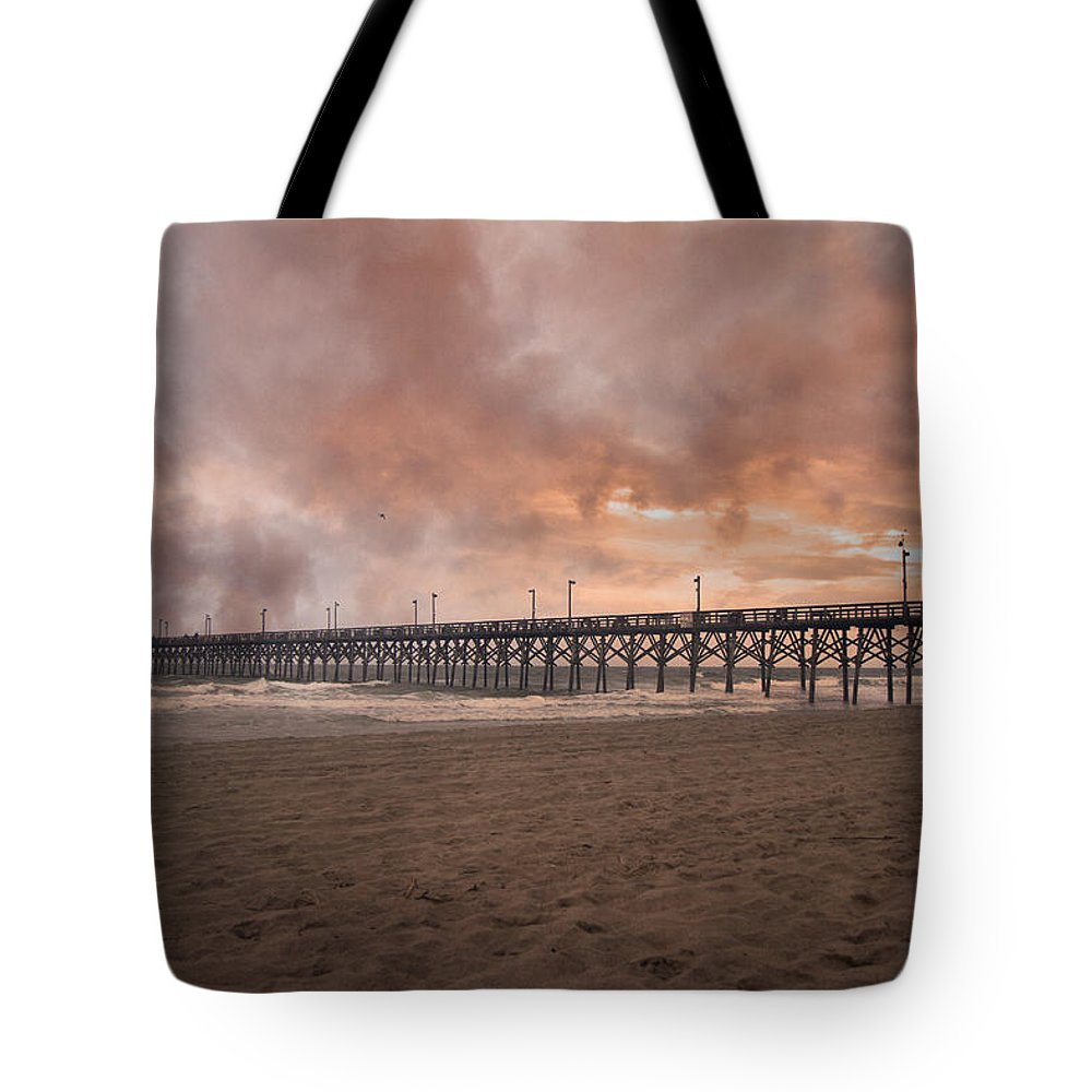 Topsail Tote Bag featuring the photograph The Simple Purity Of Living by Betsy Knapp