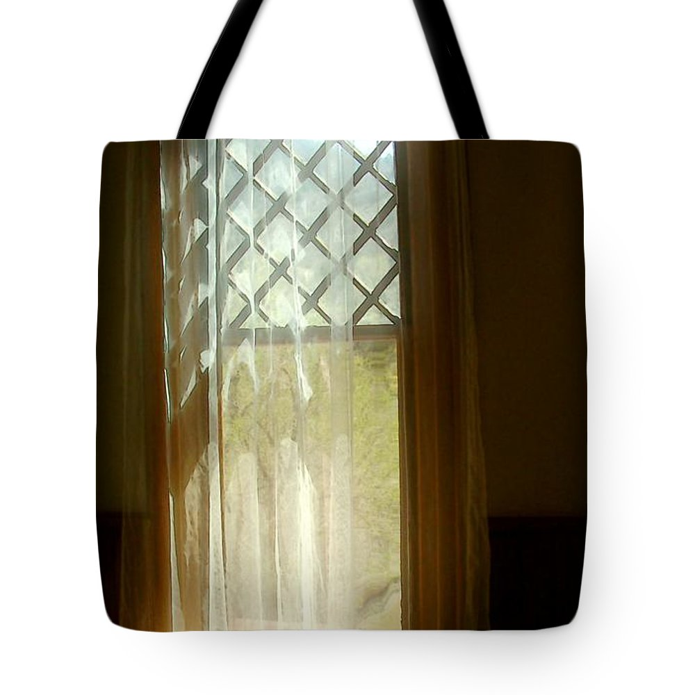 Antiques Tote Bag featuring the painting The Softness Of A Summer Afternoon by RC DeWinter