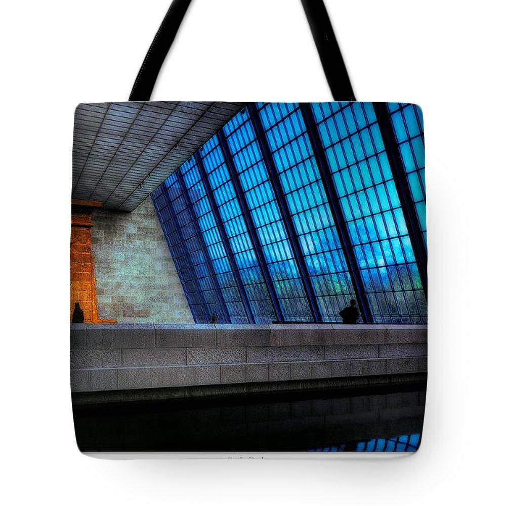 New York Mets Tote Bags