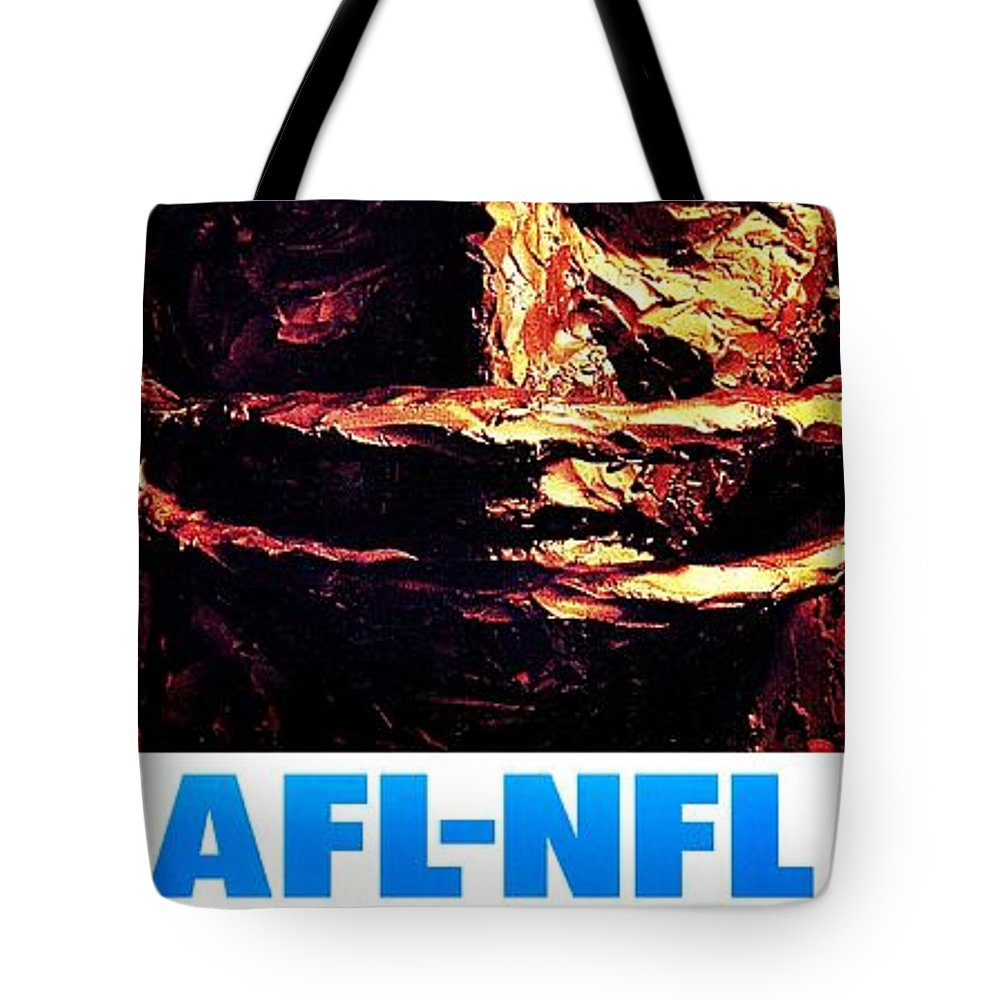 Super Bowl Tote Bag featuring the photograph The Very First by Benjamin Yeager