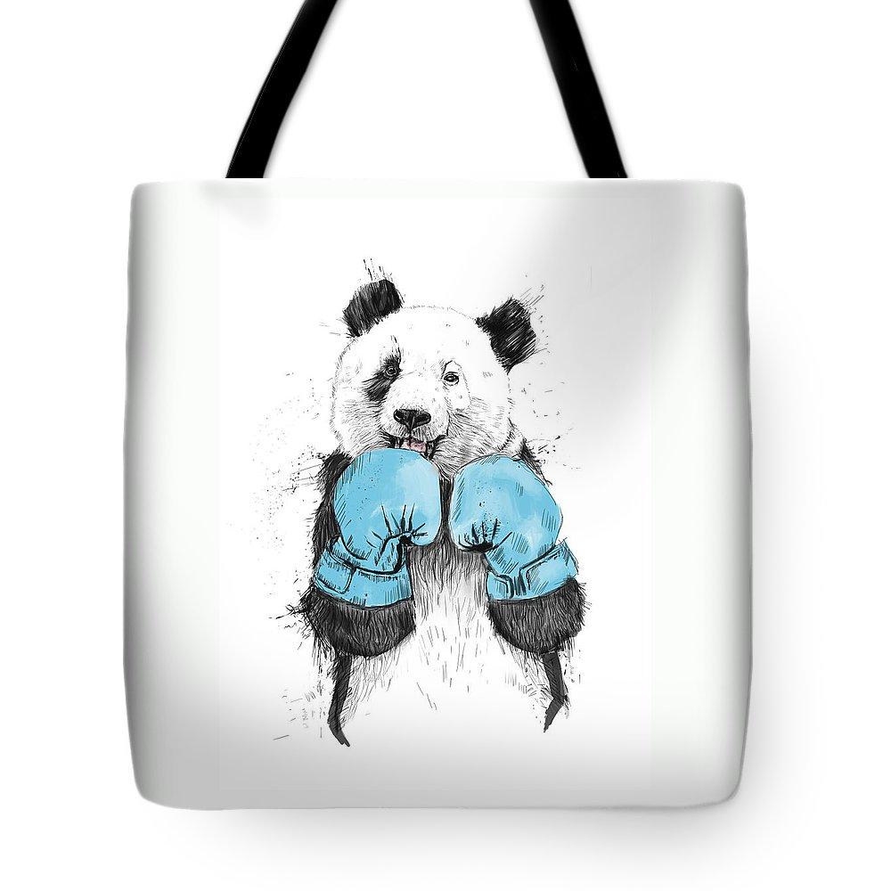 Boxer Tote Bags