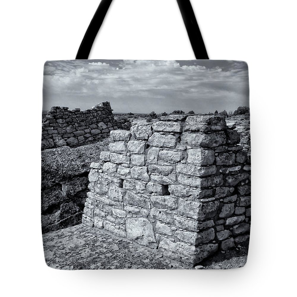 Sherry Day Tote Bag featuring the photograph Tilted by Ghostwinds Photography