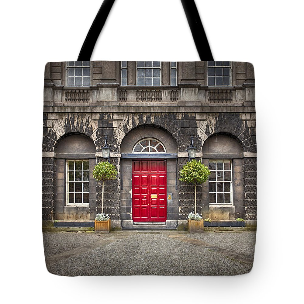 Dublin Tote Bag featuring the photograph Time After Time by Evelina Kremsdorf