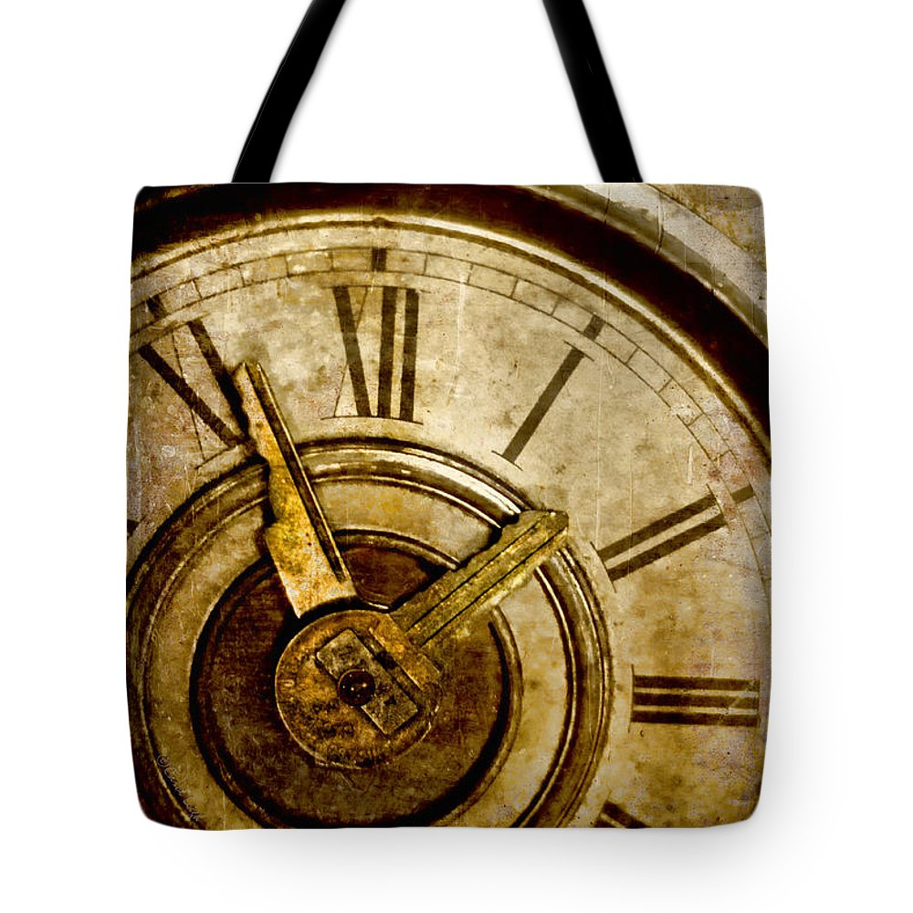 The Past Photographs Tote Bags