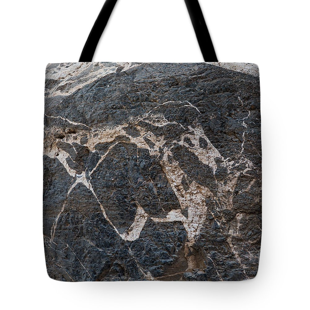 California Tote Bag featuring the photograph Titus Canyon Horse by Dan Hartford