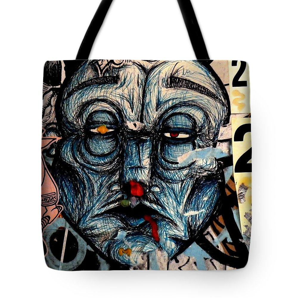 Newel Hunter Tote Bag featuring the photograph To Fail by Newel Hunter