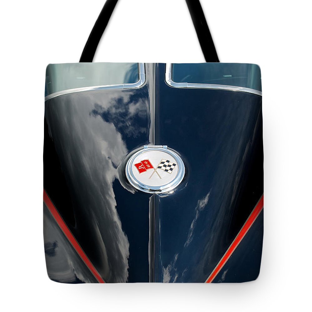 Car Tote Bag featuring the photograph To The Point by Mark Dodd