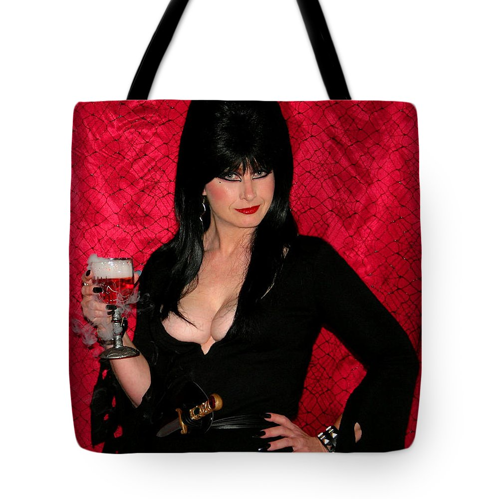 Elvira Tote Bag featuring the photograph Toasty by Kristin Elmquist