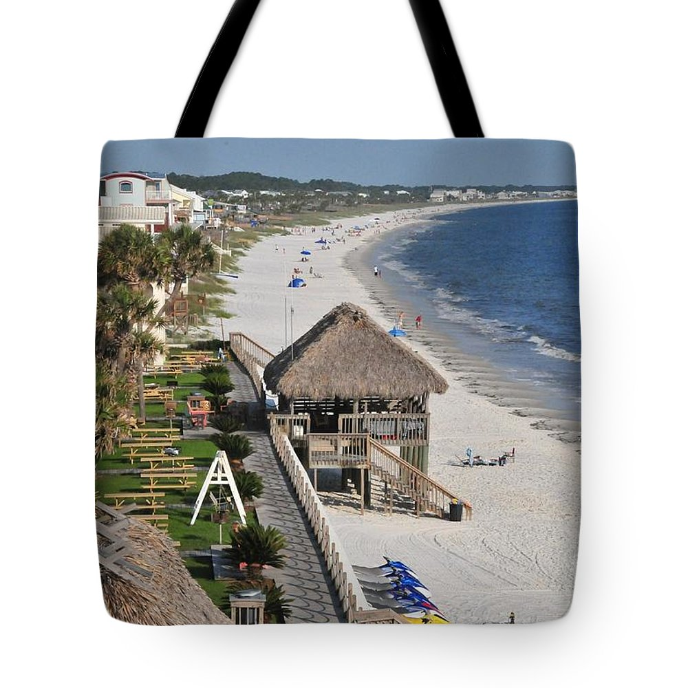 Tote Bag featuring the photograph Today by Marie Stephens
