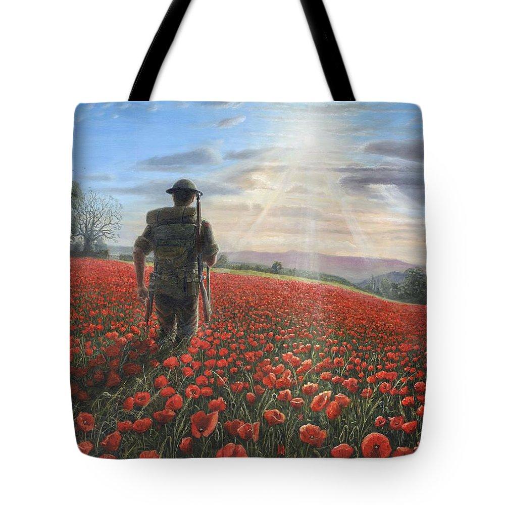 Soldier Field Tote Bags