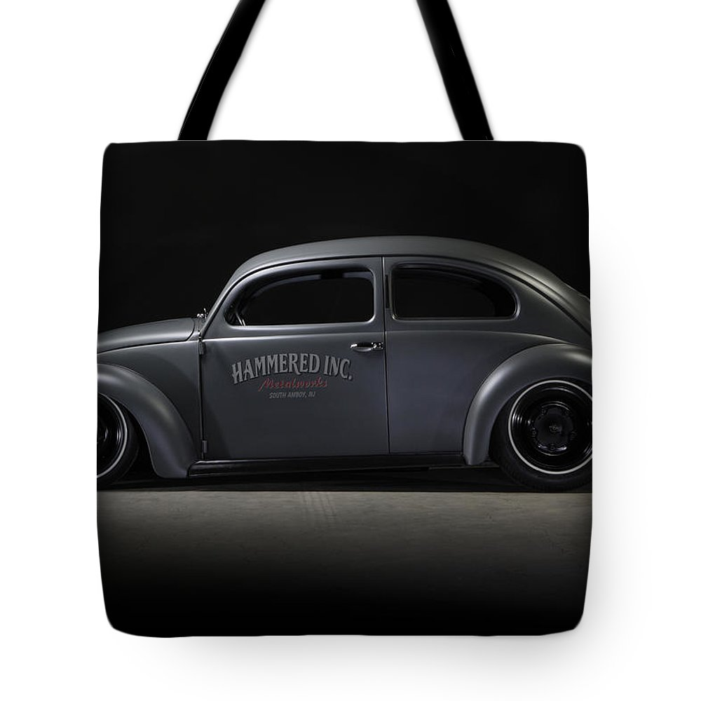1/4 Mile Tote Bag featuring the photograph Top Chop Beetle 2 by Stefan Bau