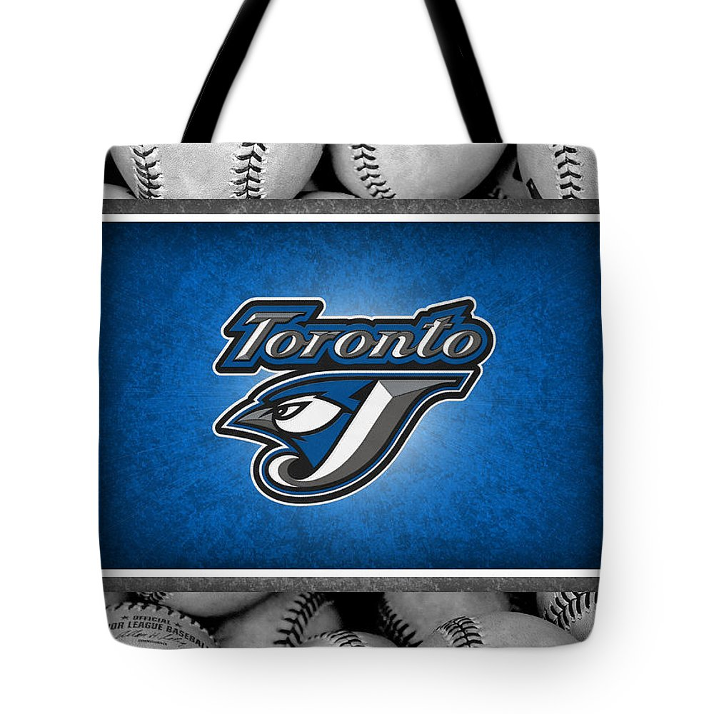 Blue Jays Tote Bag featuring the photograph Toronto Blue Jays by Joe Hamilton