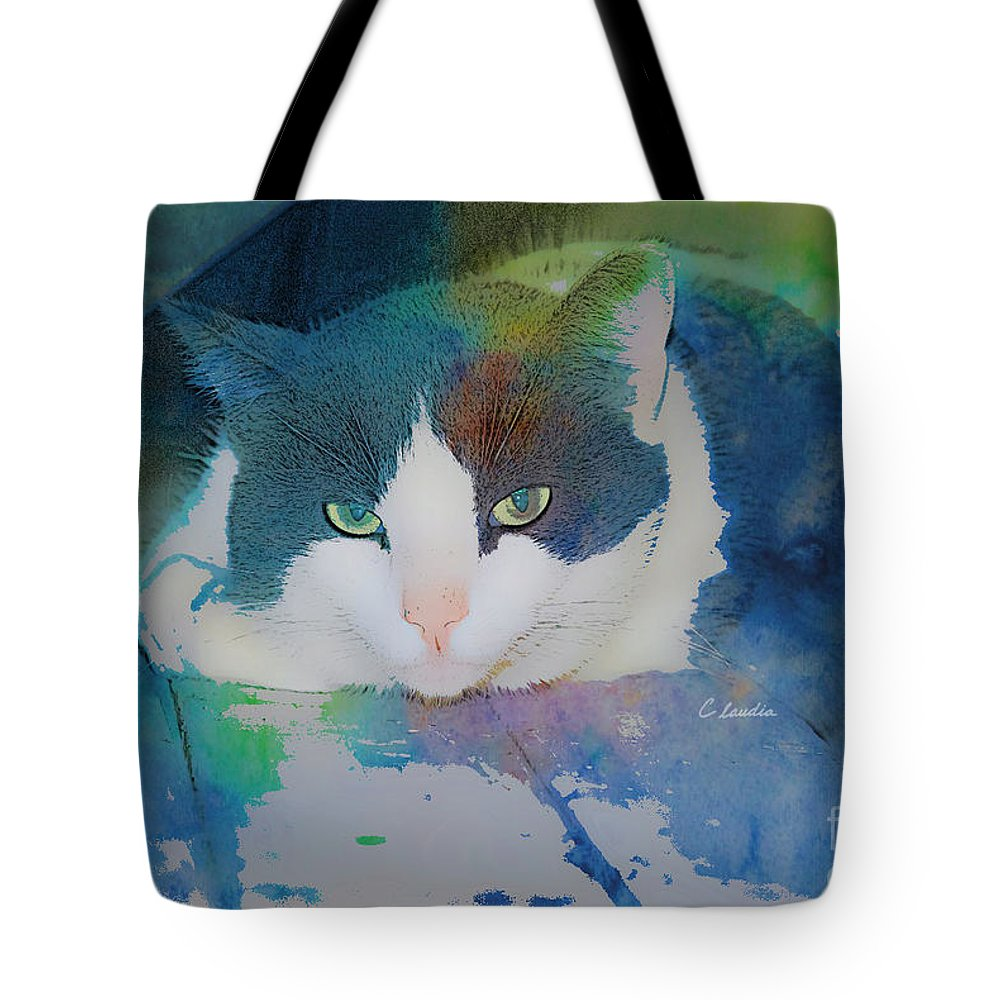 Toto Tote Bag for Sale by Claudia Ellis